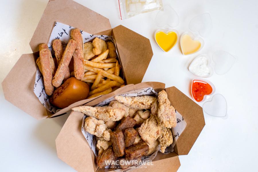 小琉球美食,小琉球炸雞店,就愛醬吃雞