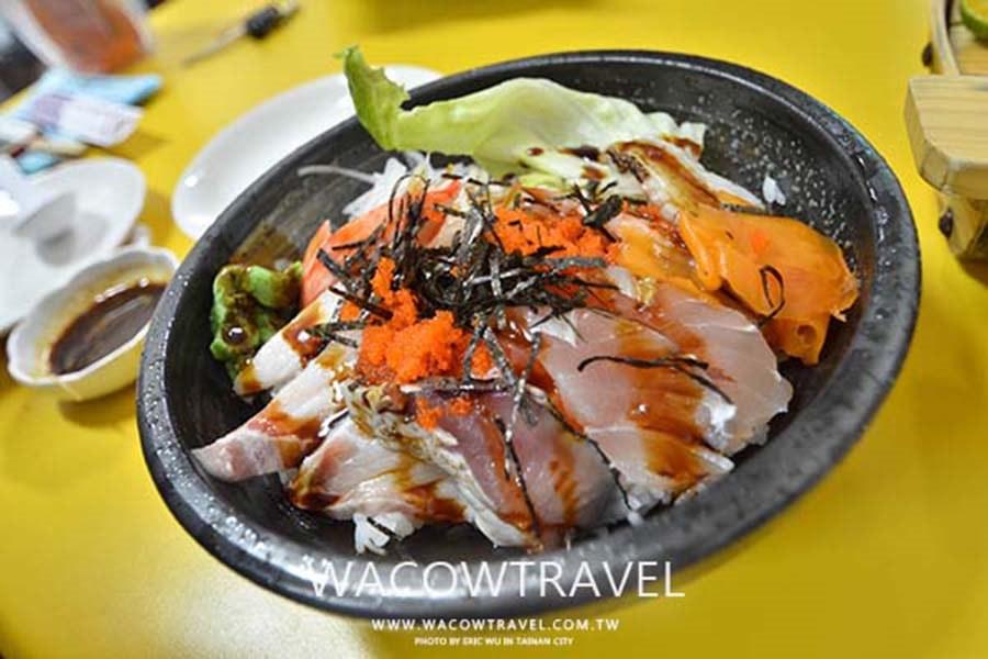 小琉球美食-琉球番創作壽司