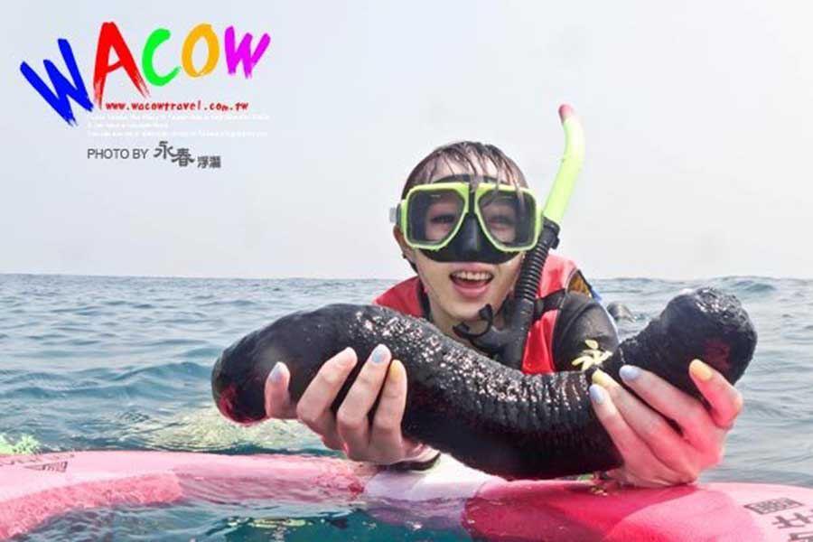 小琉球浮潛-永春浮潛