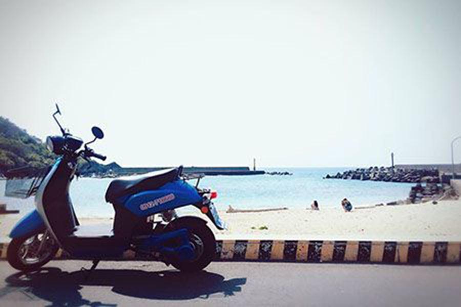 小琉球旅遊, 易速達電動車