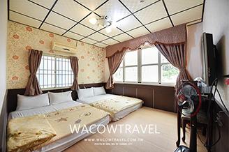 小琉球民宿-嚮堡渡假民宿