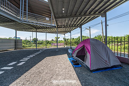 小琉球民宿-樂園露營區