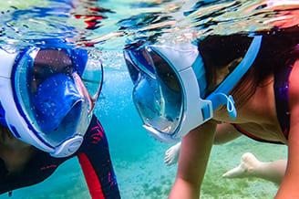 迪卡儂浮潛面鏡呼吸管推薦