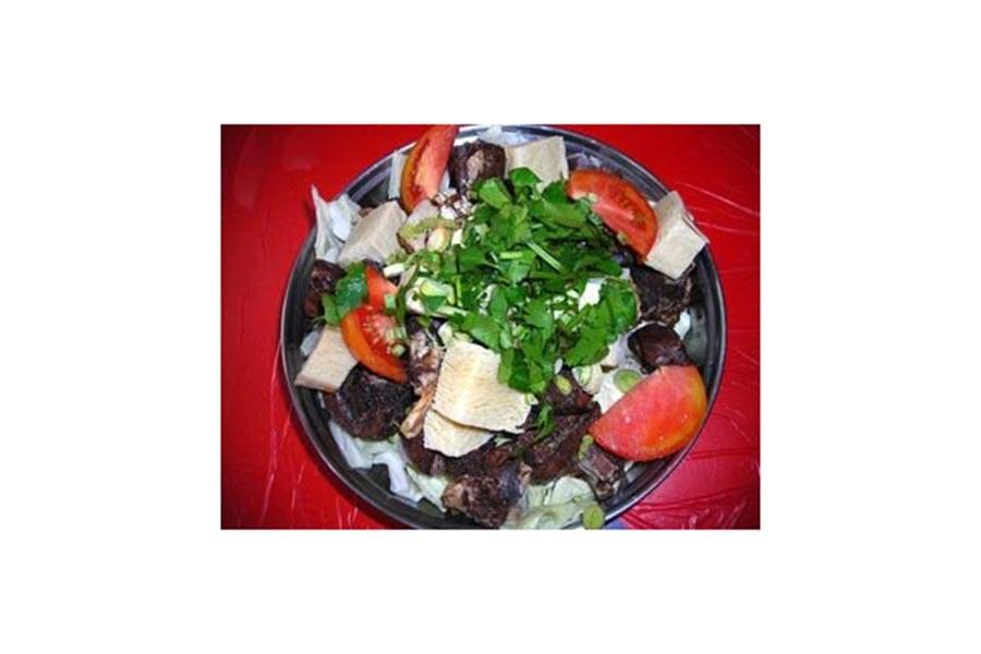 小琉球美食-大福羊肉海鮮店