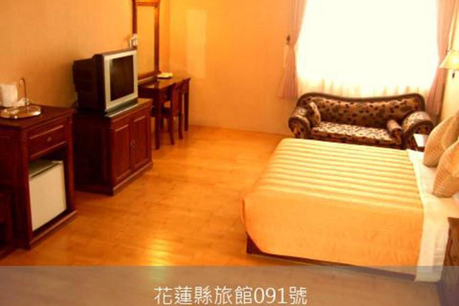 花蓮民宿-帝堡汽車旅館