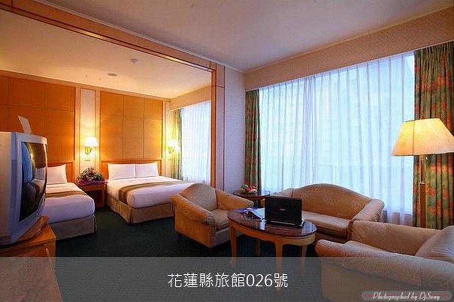 花蓮民宿-大使商務飯店