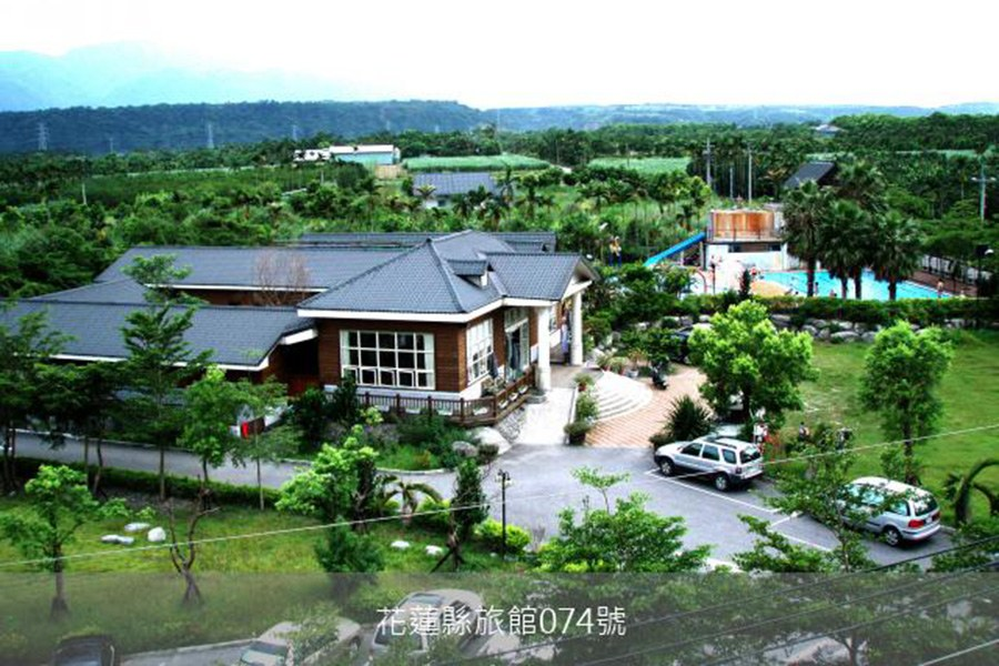 花蓮民宿-虎爺溫泉會館