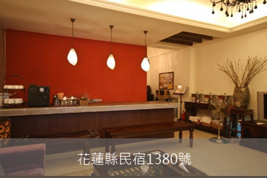 花蓮民宿-眠月樓