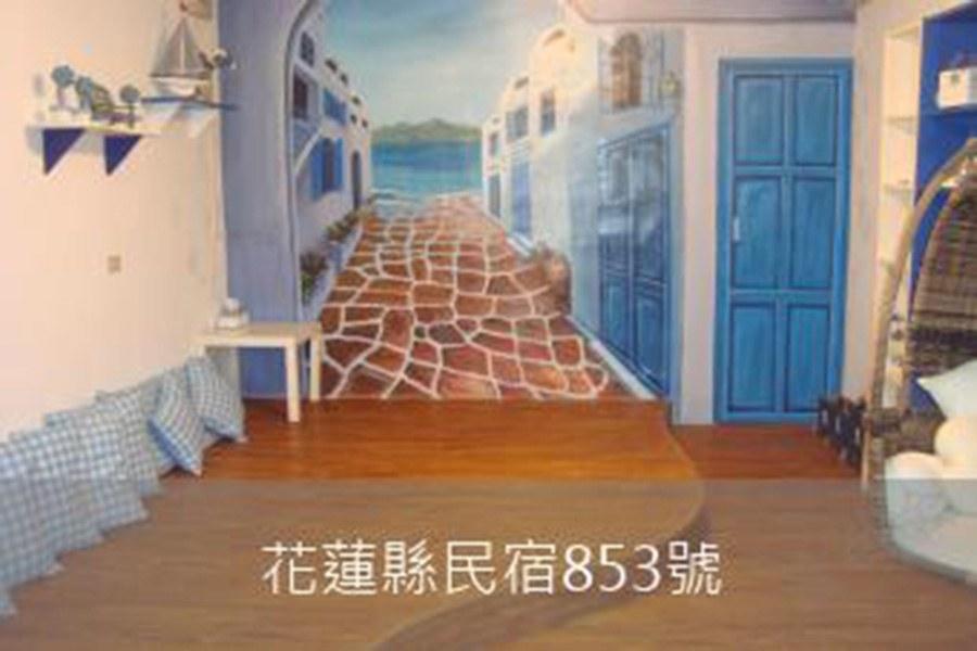 花蓮民宿-藍白舍海邊渡假