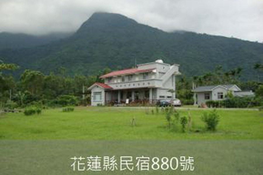 花蓮民宿-太魯閣峽林咖啡農莊