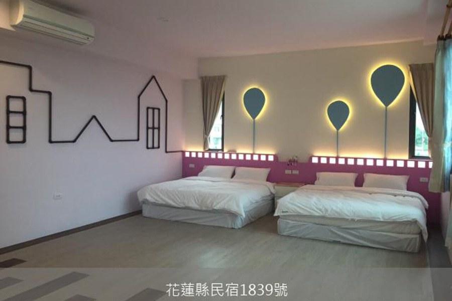 花蓮民宿-花彤林
