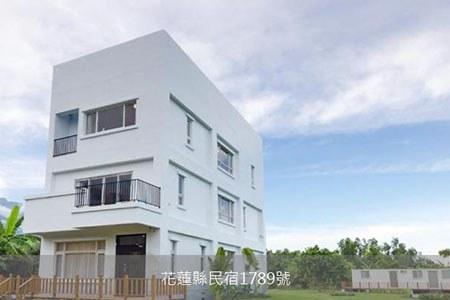 花蓮民宿-曼舒新城