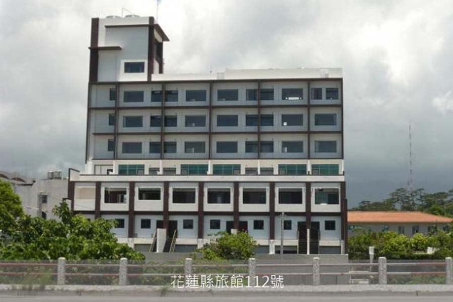 花蓮民宿-童話汽車旅館(海洋館)