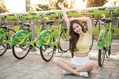 台南T-Bike公共自行車