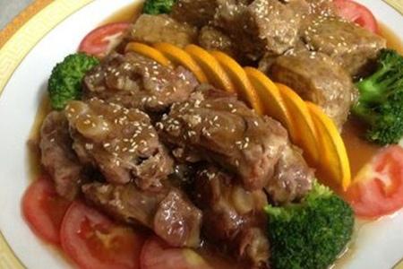 台南美食-糧戶食堂 虎山