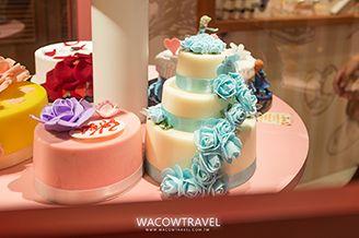 台南親子旅遊-下雨天也能去好停車新景點-彼緹娃藝術蛋糕觀光工廠