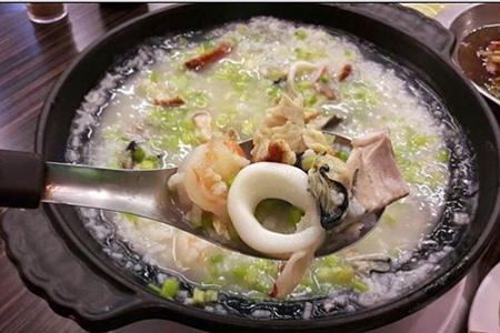 台南美食-好客多鵝肉海產安平店