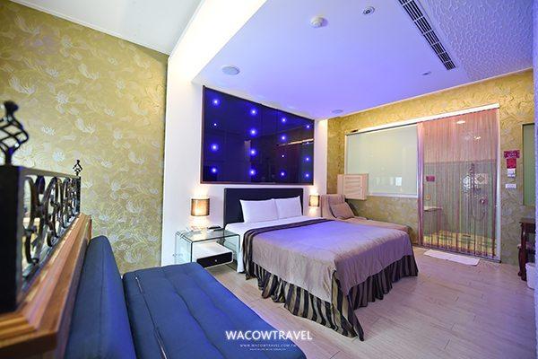 台南汽車旅館-歐美汽車旅館