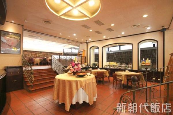 台南飯店-新朝代飯店