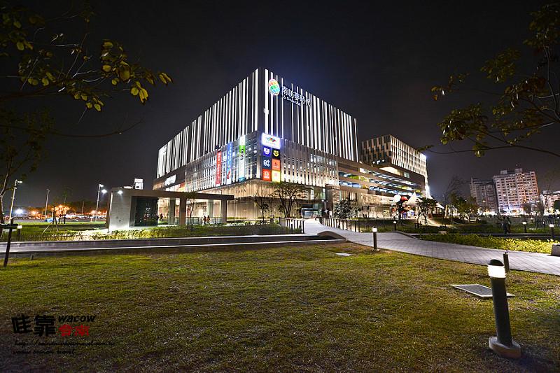 [台南景點]2014最新熱門打卡地標-南紡夢時代