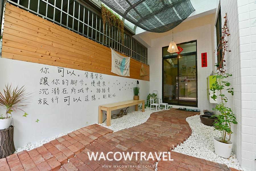 台南中西區民宿-可以。住