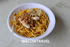 台南美食-阿龍意麵