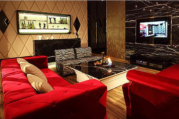 台南汽車旅館-為楓精品渡假別館