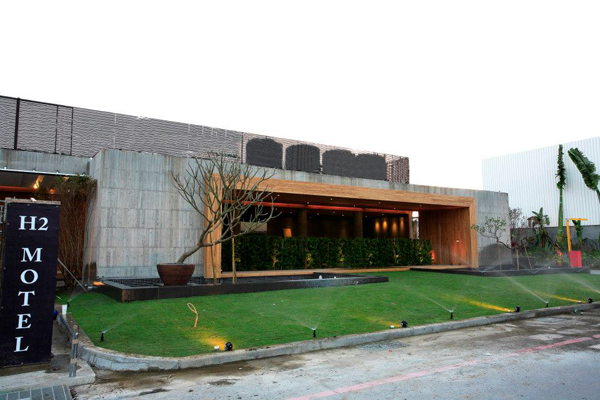台南汽車旅館-H Villa Motel清水漾