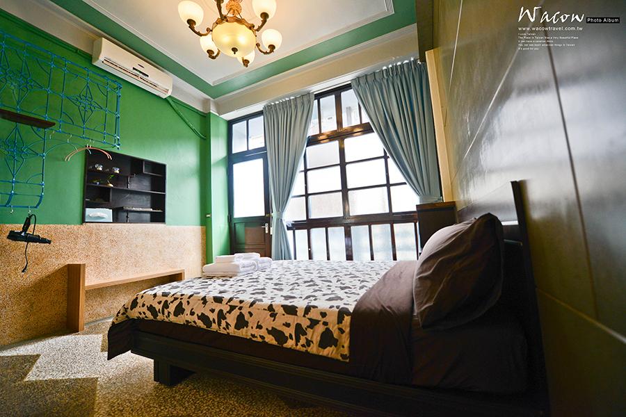 台南中西區民宿-老房小屋