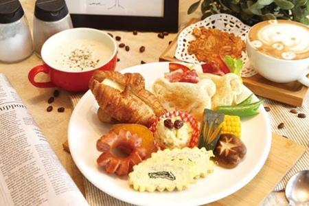台南美食-咖啡部屋坊