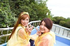 女神蓓貝和妮妮帶你雨天如何玩台南