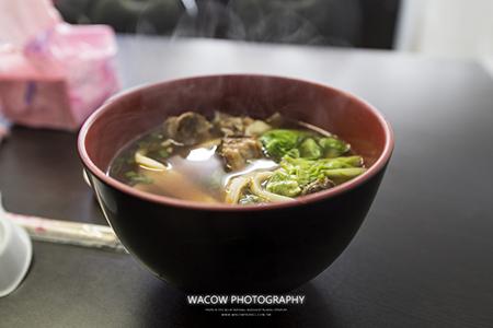 台東美食推薦-北平半畝園刀削麵