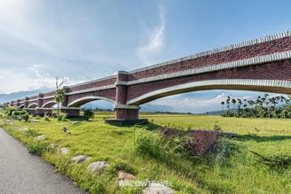 台東景點推薦-二層坪水橋