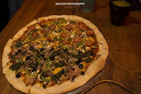 台東美食推薦-披薩阿伯Uncle Pete's Pizza