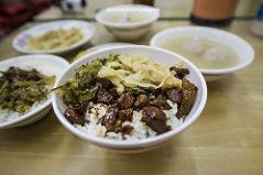 台東美食推薦-阿水伯魯肉飯