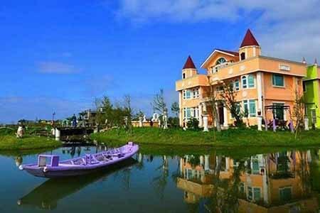 宜蘭民宿-心湖夢幻城堡